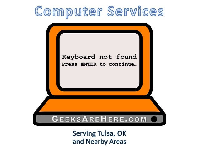 Computer Services in Tulsa, OK