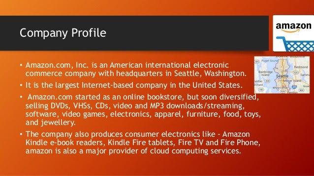 Profilo azienda e dati su Amazon.com, Inc. (AMZN) - Yahoo ...