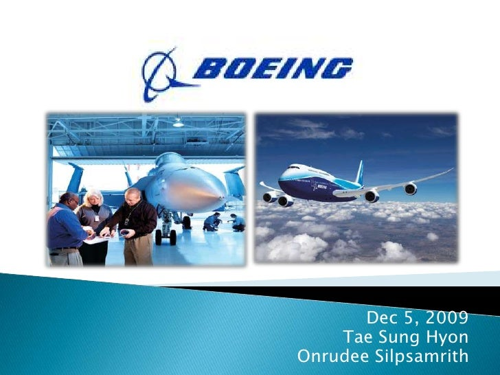 strategy company boeing