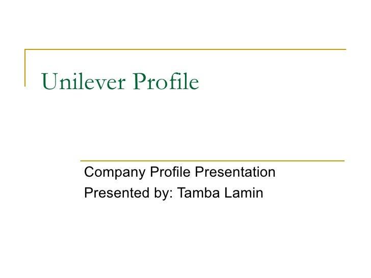 unilever company profile Company profile & key executives for unilever japan kk (unilez:-) including description, corporate address, management team and contact info.
