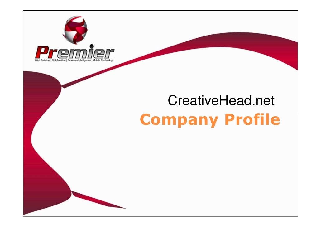 CreativeHead.netCompany Profile