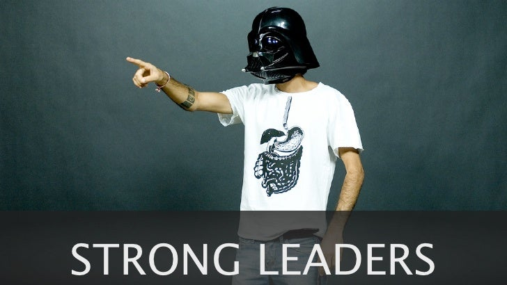 STRONG LEADERS
