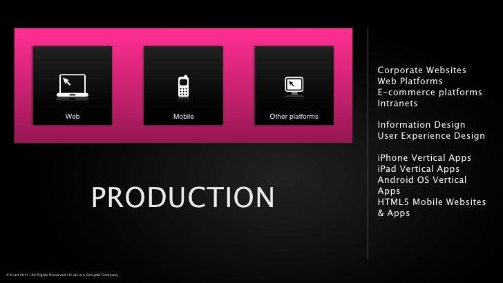 Corporate Websites                                                                                            Web Platform...