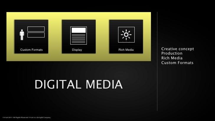 Custom Formats                             Display   Rich Media   Creative concept                                        ...