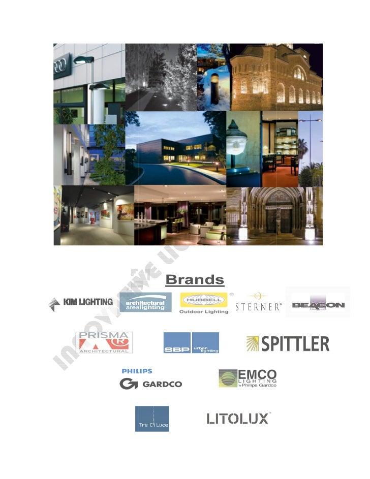 Company profile of innovative lighting designs ltd for Innovative design company