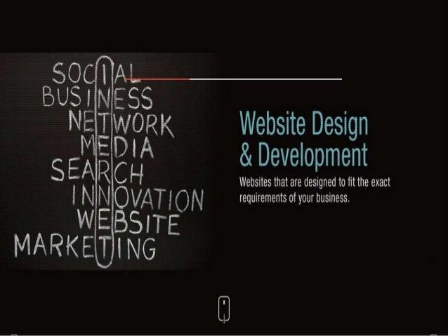 web solutions company profile pdf