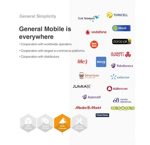 Discover US! General Mobile