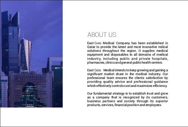 Medical Equipment Qatar