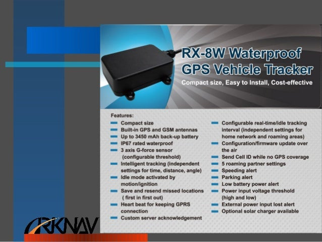 ARKNAV - GPS Tracking System Manufacturer in Taiwan