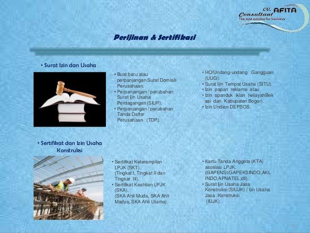 Company Profile Cv Afita Consultant