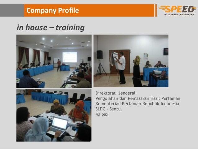 event organizer company profile pdf