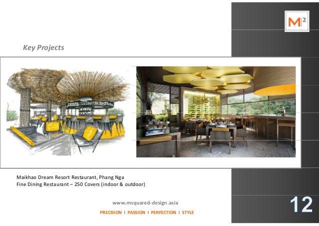 Msquared Interior Design Company Profile February 2016