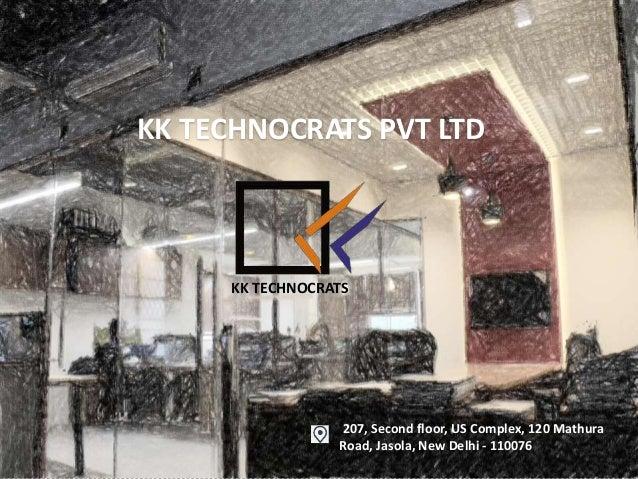 company profile of kk technocrats pvt ltd