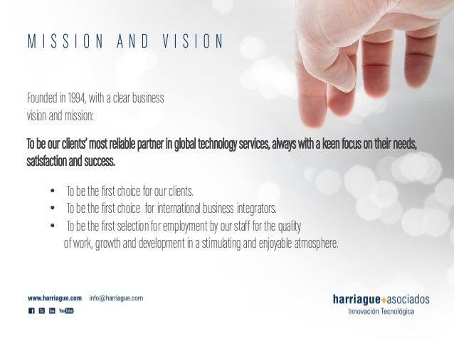 Company Profile - Harriague+Asociados Slide 3
