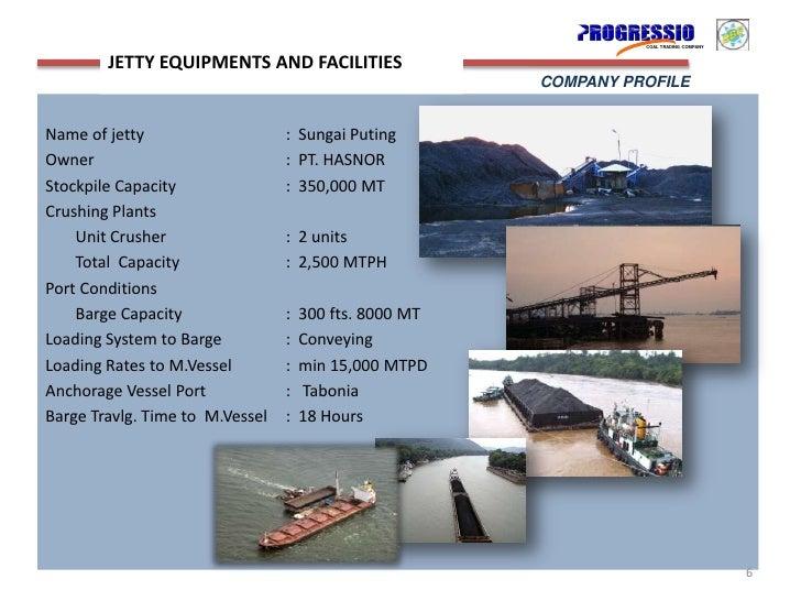 PT Borneo Coal Trading   APBI-ICMA