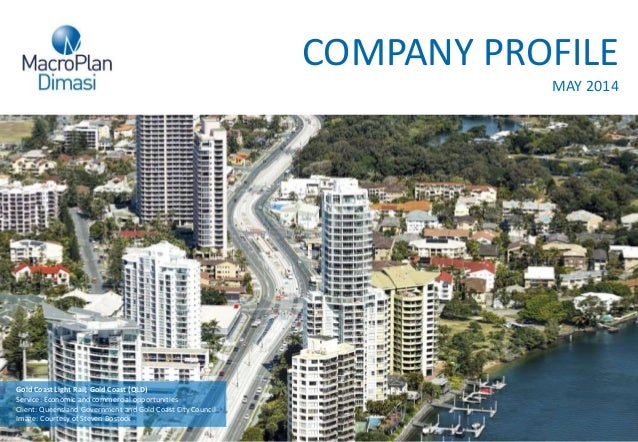 Gold Coast Light Rail, Gold Coast (QLD) Service: Economic and commercial opportunities Client: Queensland Government and G...