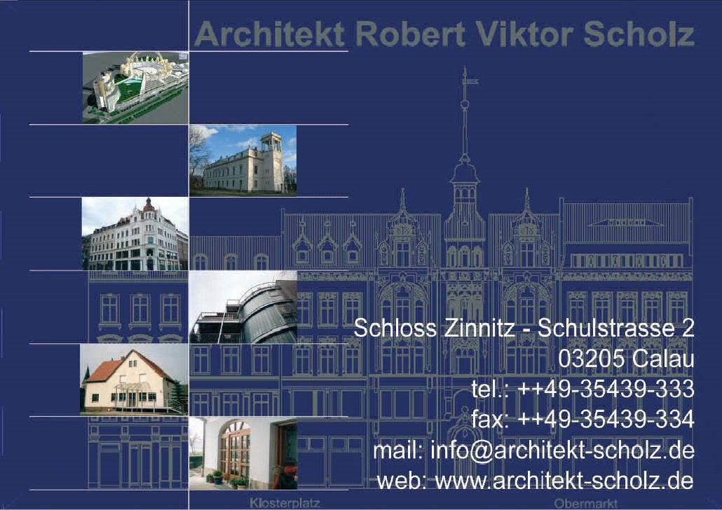 Company Profile (small)   Architekt Robert Viktor Scholz