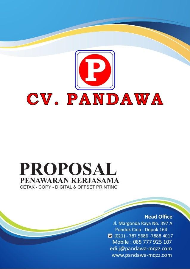 Company profile pandawa oke bgt new