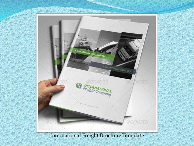 Company Profile Perusahaan Bisnis Transportasi Kargo Freight Forwardi