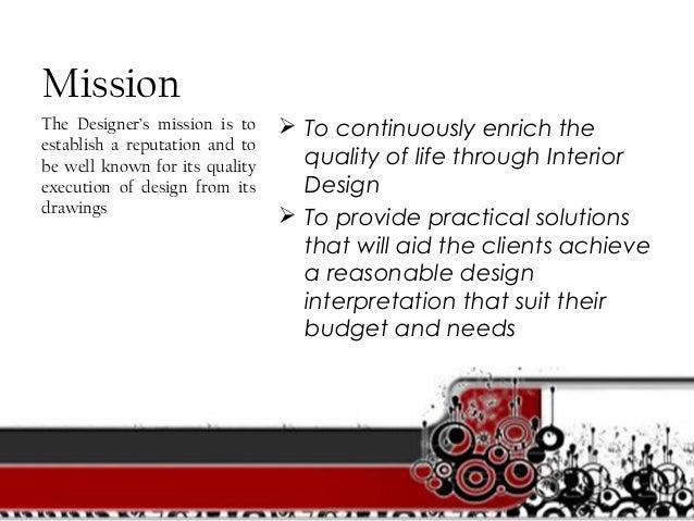 interior designer profile manila