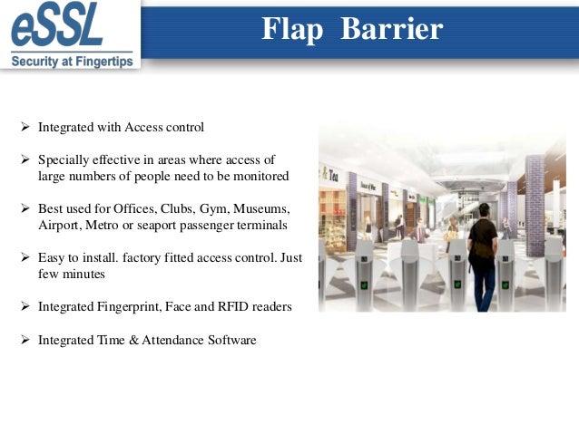 eSSL Company profile Biometric Time Attendance System