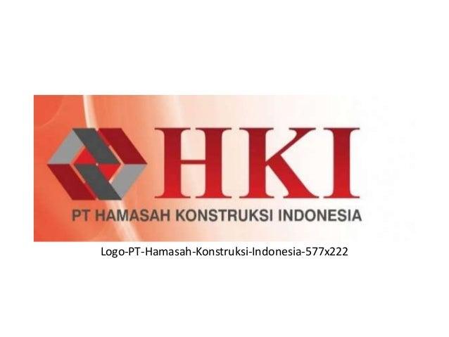 Company profile pt hamasah konstruksi indonesia