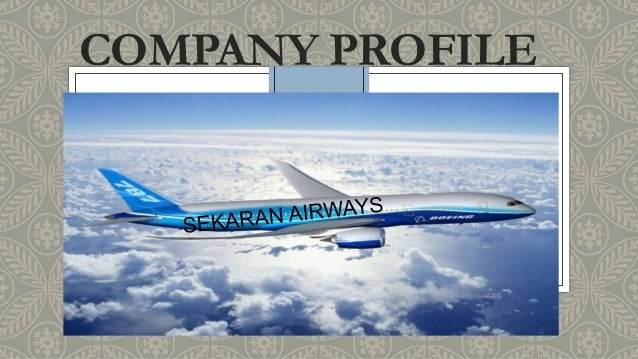 Company Profile Sample