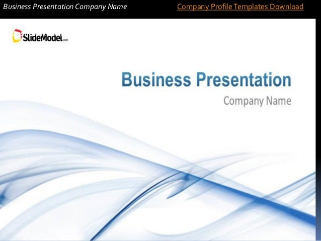 Company profile templates business presentation accmission Image collections