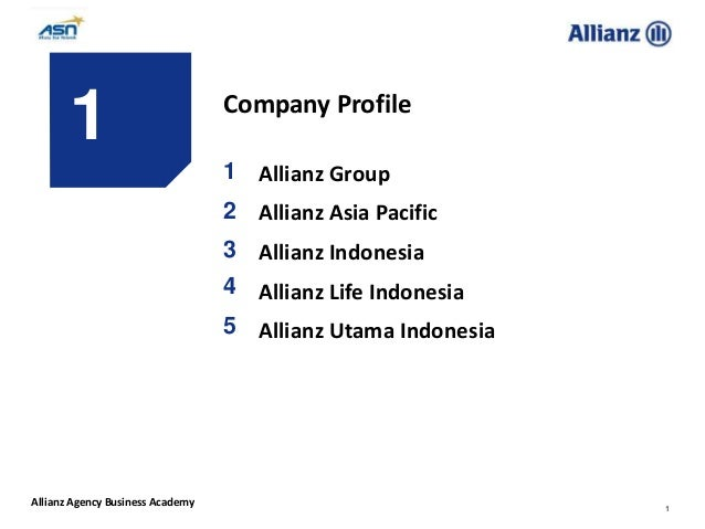 Profile Allianz