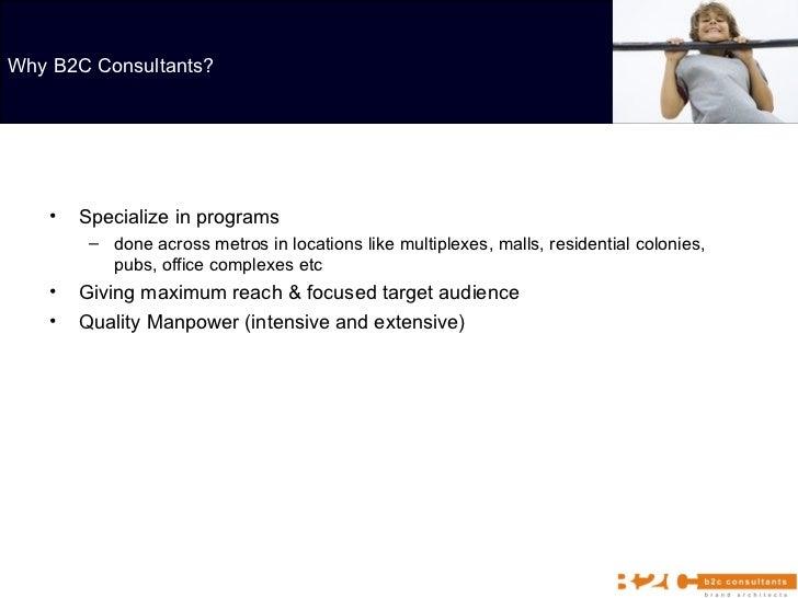 <ul><li>Specialize in programs </li></ul><ul><ul><li>done across metros in locations like multiplexes, malls, residential ...