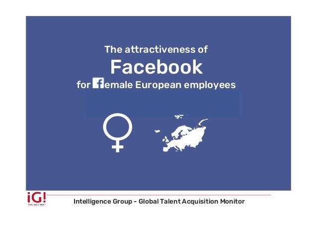 Company report Facebook women