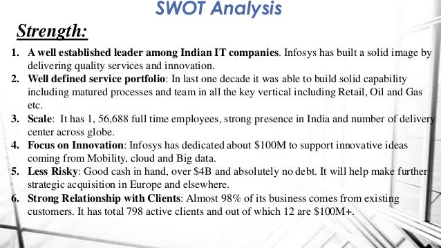 Best Presentation About Infosys