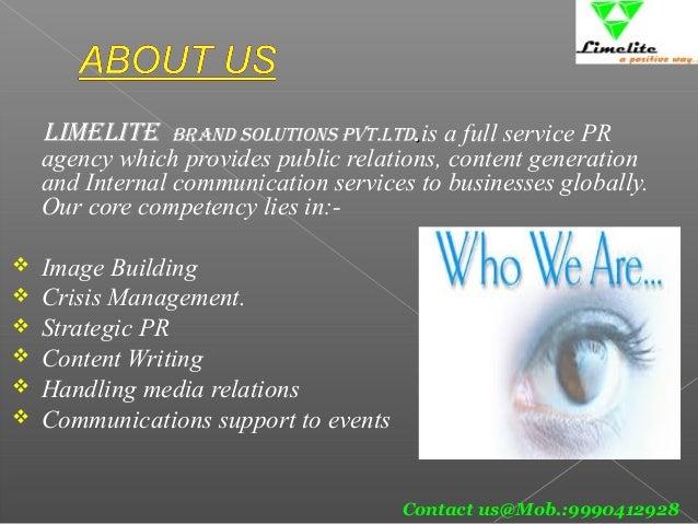 PR Companies