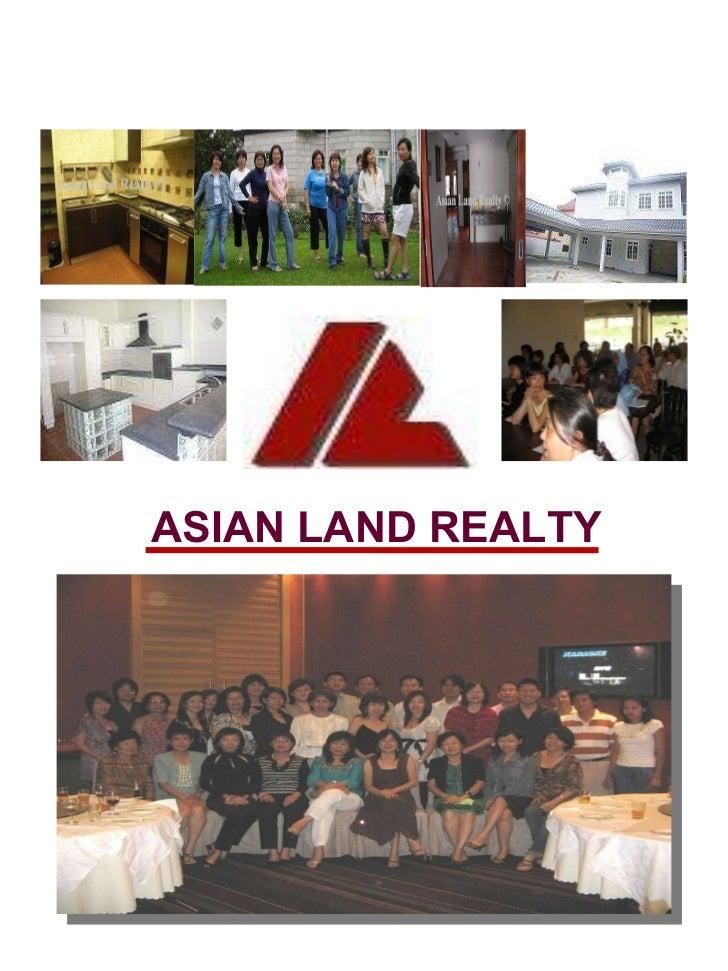 ASIAN LAND REALTY