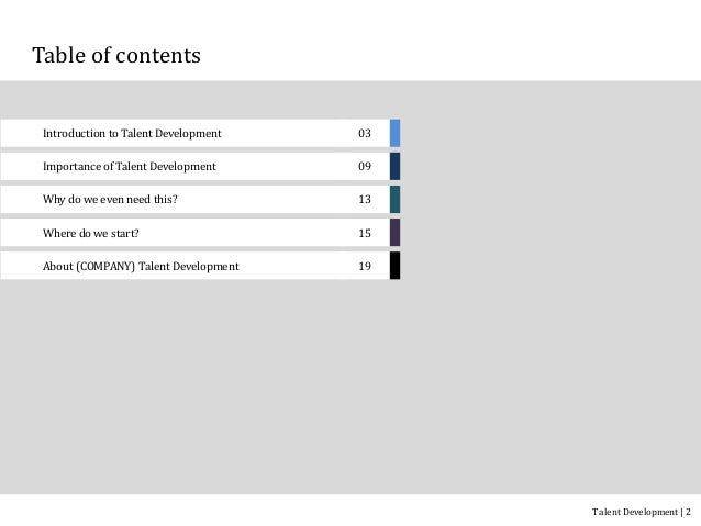 Company talent development presentation (public) Slide 2