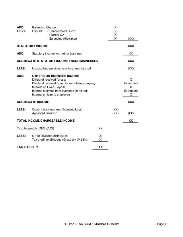 depreciation research paper