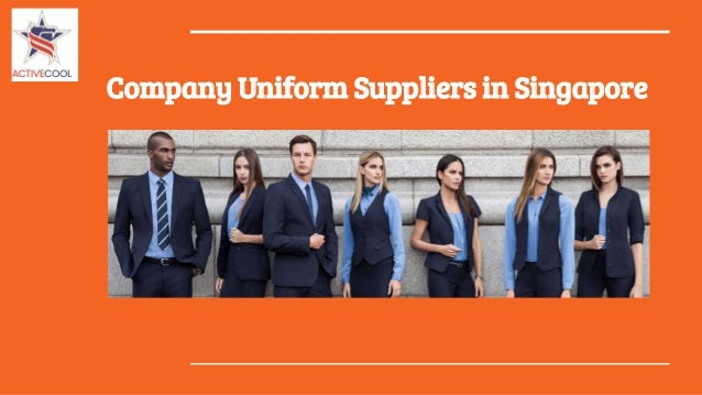 Company Uniform Suppliers in Singapore