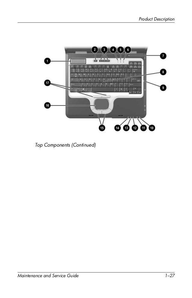 Compaq c8000 laptop