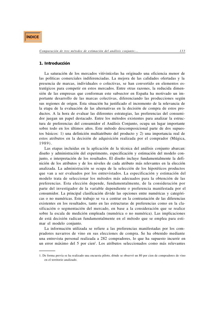 Comparación de métodos de estimacion del análisis conjunto Slide 3