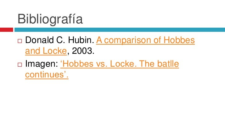 difference between hobbes and locke and Comparing the social contracts of hobbes and locke thomas mouritz abstract locke and hobbes both share a vision of the social contract as instrumental in a state's political stability however philosopher and considers the differences in the social contractual theory that emerged.