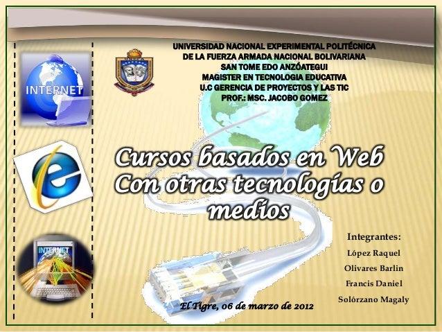 UNIVERSIDAD NACIONAL EXPERIMENTAL POLITÉCNICA  DE LA FUERZA ARMADA NACIONAL BOLIVARIANA           SAN TOME EDO ANZÓATEGUI ...