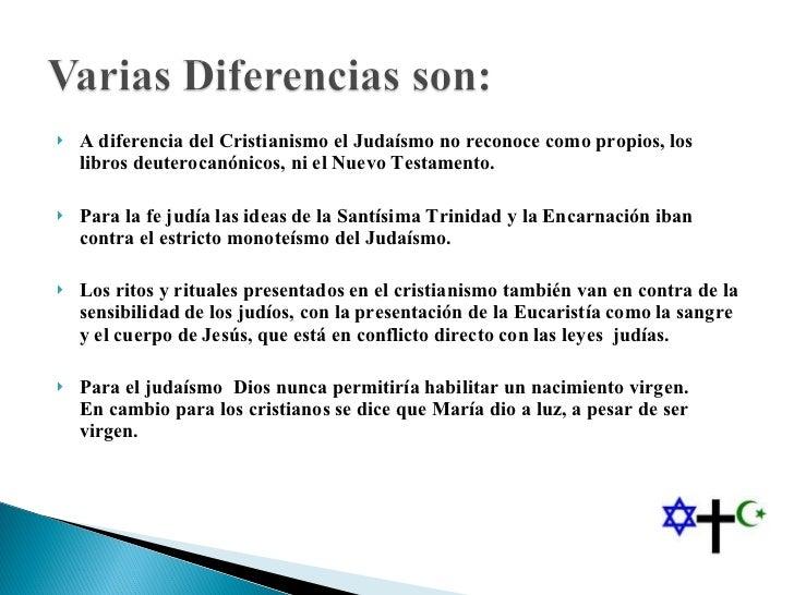 Semejanzas Del Matrimonio Romano Y El Venezolano : Comparacion del cristianismo y judaismo