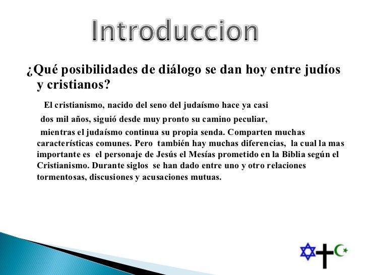 Matrimonio Entre Catolico Y Judio : Comparacion del cristianismo y judaismo