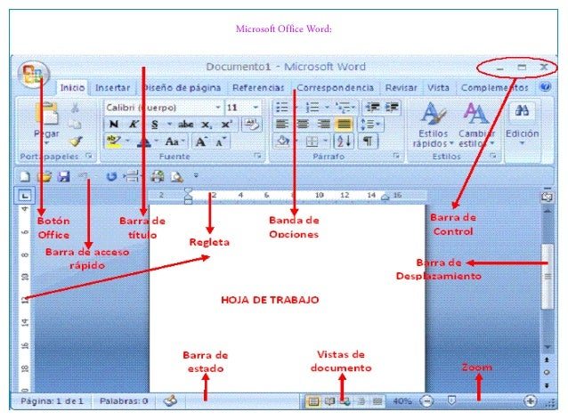 Comparaciones Entre Microsoft Word Y Open Office Writer.