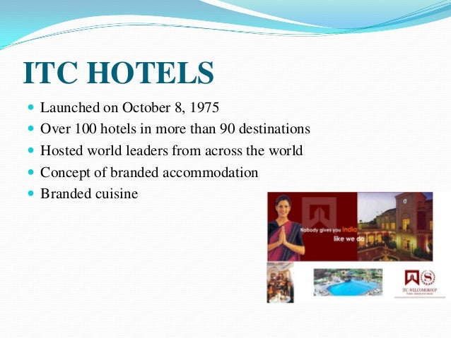 Comparative analysis of 3 hotels