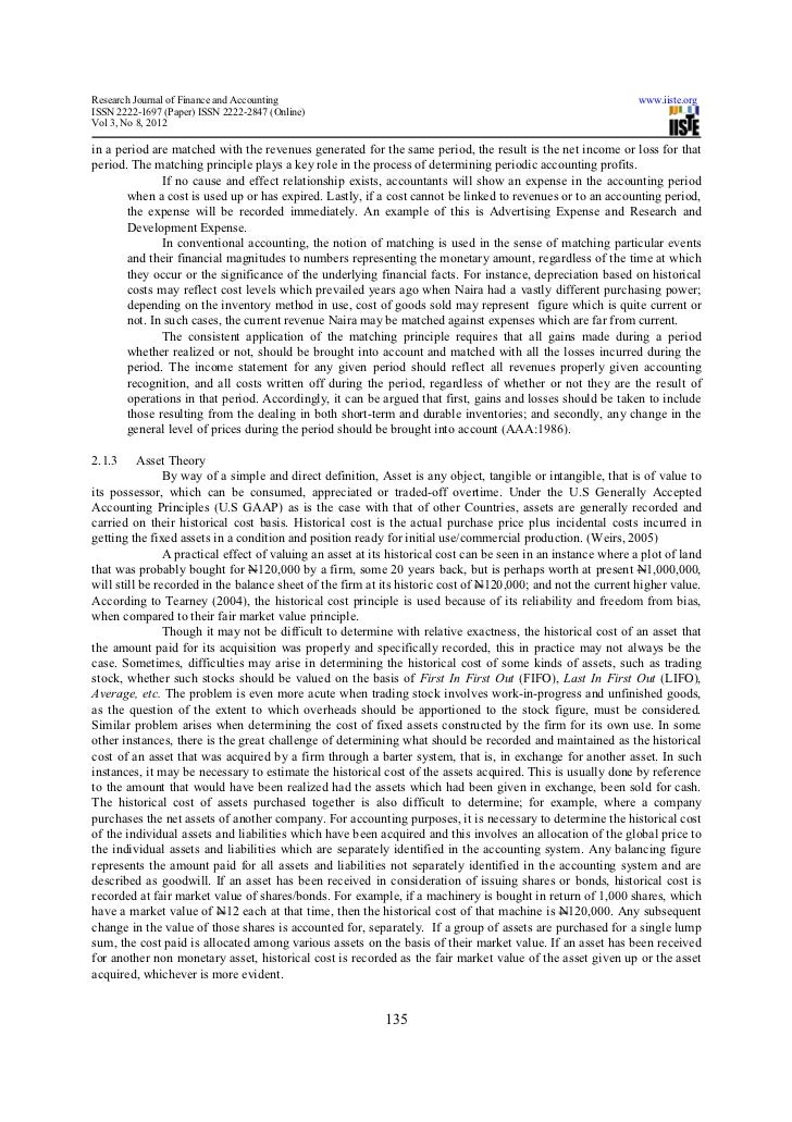 fair value accounting 4 essay Sample essay introduction it has been a common practice for accountants to record assets at their original or historical cost but in the wake of the economic crisis fair value accounting was implemented to give the investors and users of financial statements a more clear and transparent value of assets and liabilities.