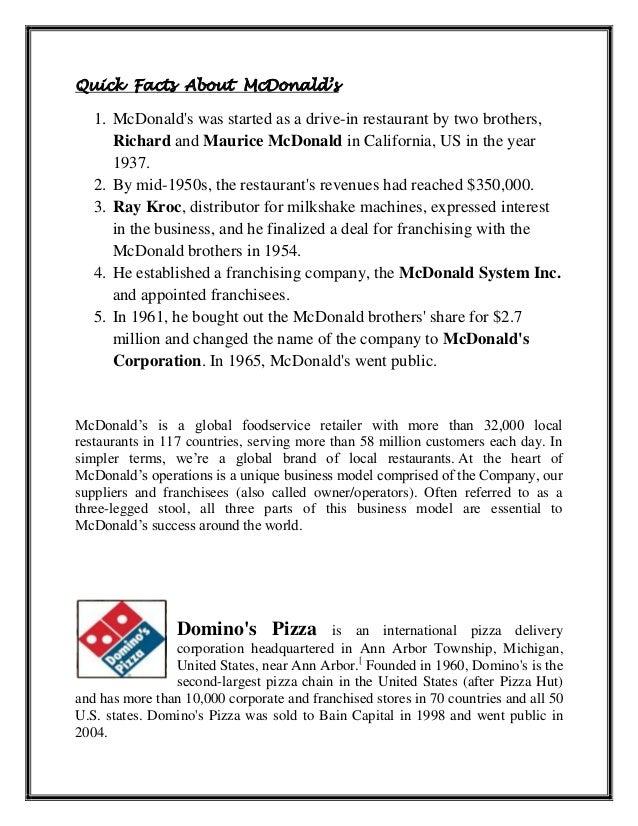 fast food restaurant employee handbook