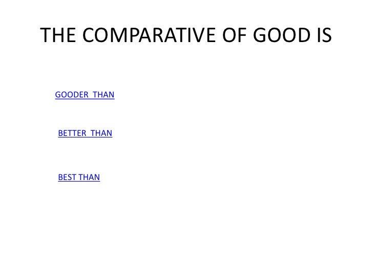 comparative and superlative exercises pdf
