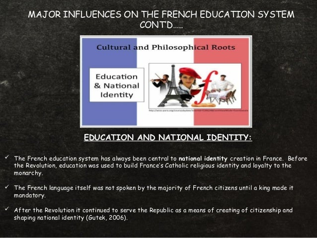 Comparative education project