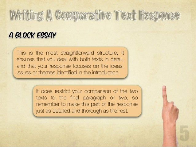 how to start a comparative essay introduction A comparative essay is exemplified on the basis of comparisons you may start off by presenting the similarities between the two introduction is up next.